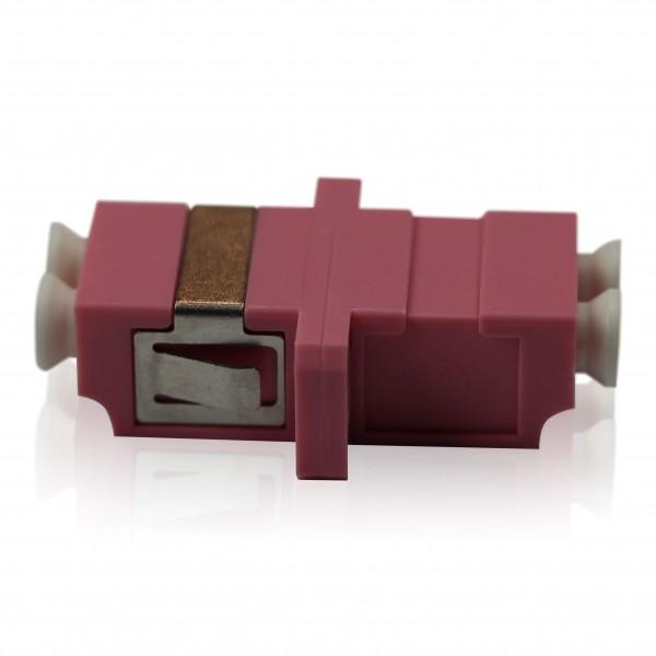 LWL Adapter LC/PC - LC/PC OM4 - Duplex