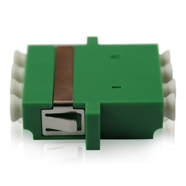 LWL Adapter LC/APC - LC/APC OS2 - Quad