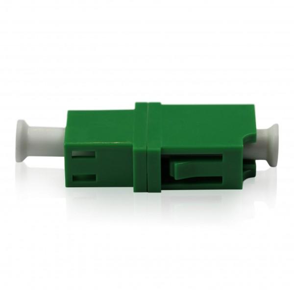 LWL Adapter LC/APC - LC/APC OS2 - Simplex