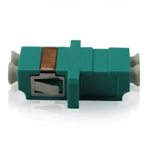 LWL Adapter LC/PC - LC/PC OM3 - Duplex