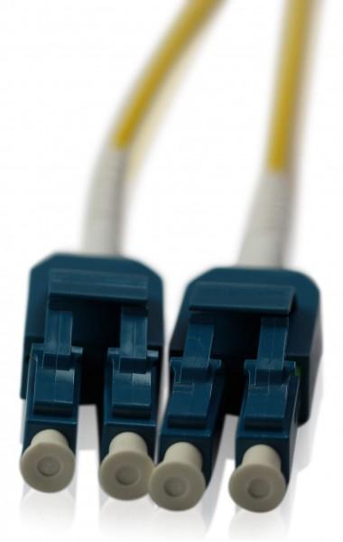 LWL Patchkabel LC/UPC - LC/UPC OS2 - 2,0 mm