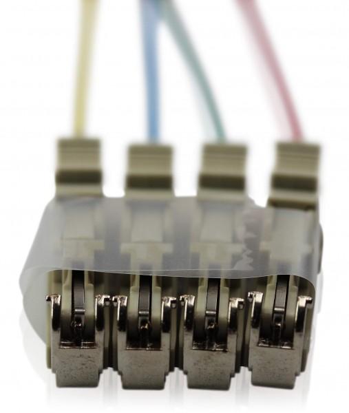 LWL Pigtail LSH/PC OM3 - Kompaktader