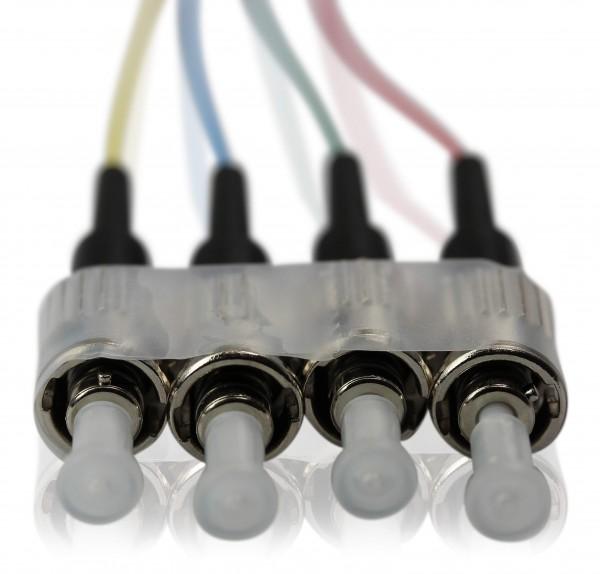 LWL Pigtail ST/PC OM4 - Festader